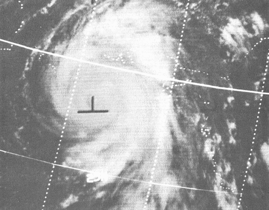 The 15 Most Iconic Hurricane Images of All Time