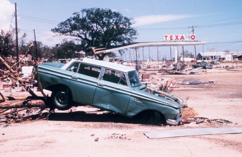 Texaco Near Me >> Hurricane Camille Was Not a Category 5 at Landfall
