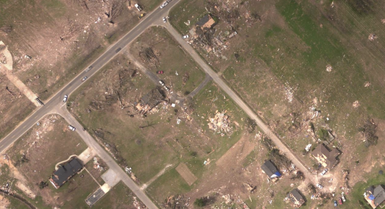 Ef5 Tornado Damage Before And After Incredible Aeri...