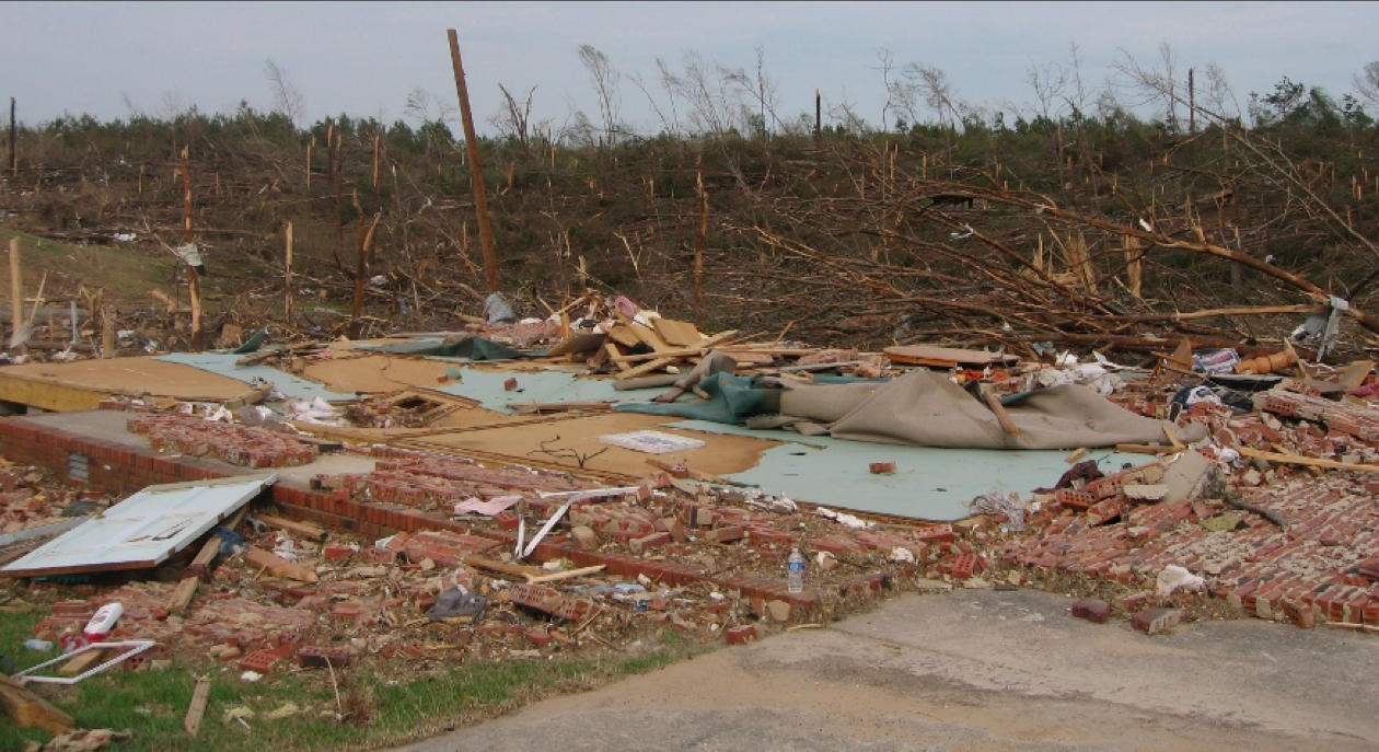 Ef5 Tornado Damage Before And After Question of the...