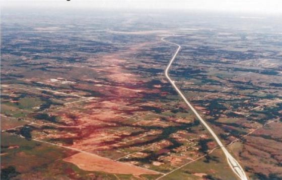 1999 Bridge Creek–Moore tornado