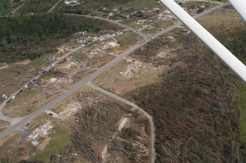 Ef5 Tornado Damage Before And After Examining the Phil Cam...
