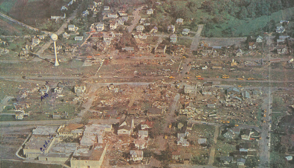 Was There An F6 Tornado