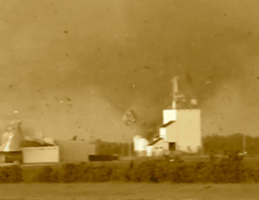 Tornadoes History Tornadoes in History Cut a