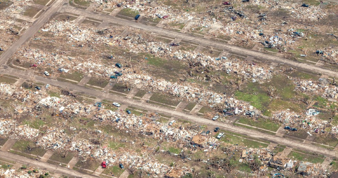 Ef5 Tornado Damage Before And After  galleryhipcom  The