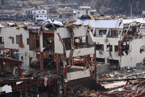 Onagawa was one of the most severely affected communities. Just over 8% of the city's population was killed, and it is likely that more than half of the city's population would have lost their lives had no evacuation occurred.